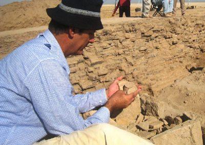 Abdulamir Al-Hamdani - Archaeological work in Iraq