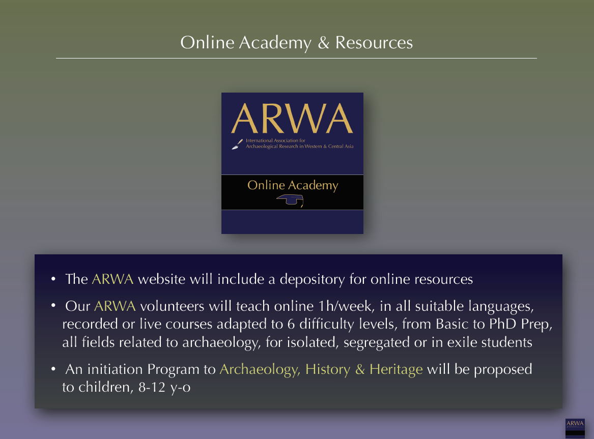 Online Academy and Resources