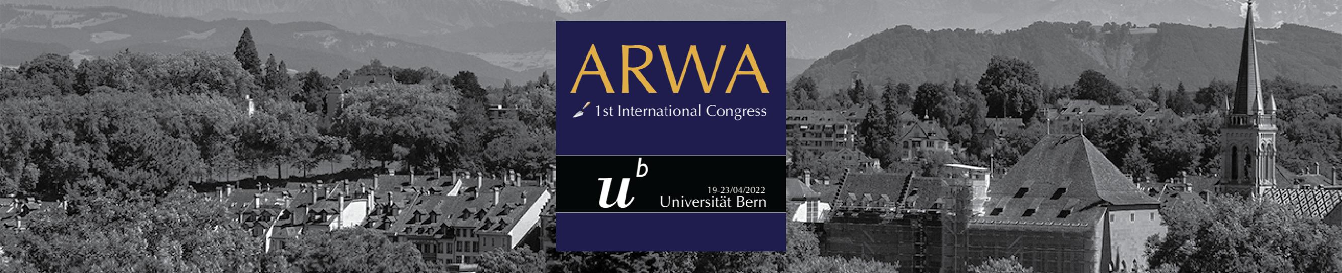 events 1st ARWA Congress