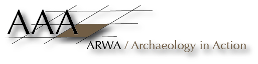 Archaeology in Action Logo
